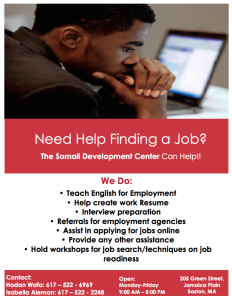 Need Help Finding a Job?